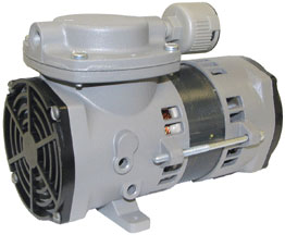 Thomas Dry Diaphragm Pump 107CDC20/24