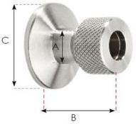 "KF50 - 1-1/2"" Quick Coupling Adaptor 1698341"
