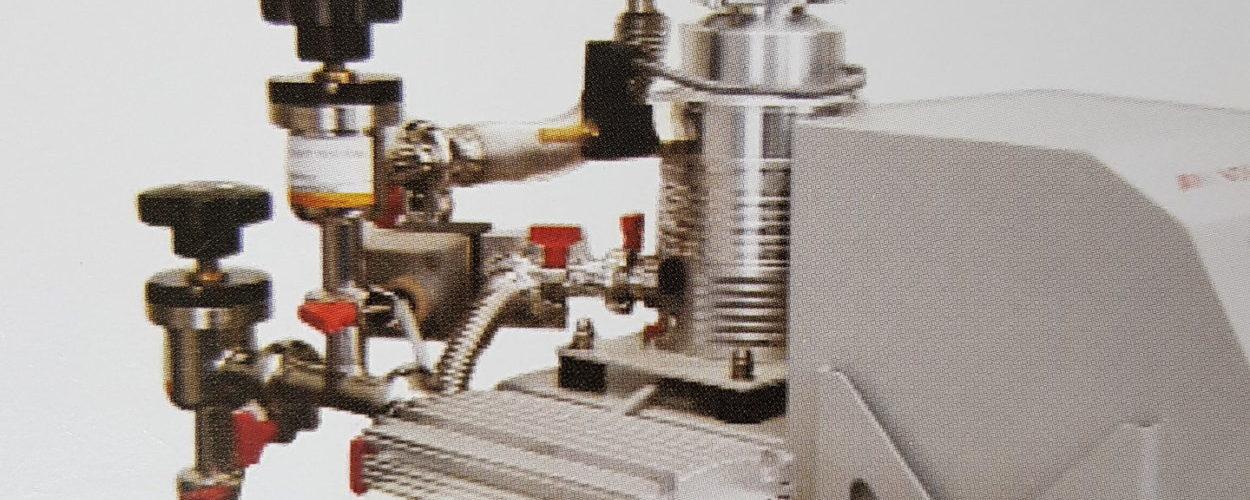 Custom Turbo Pumping Station