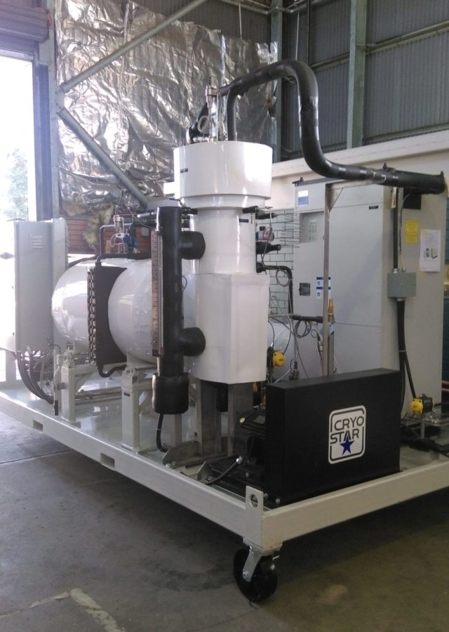 SF6 Gas Recycling Unit