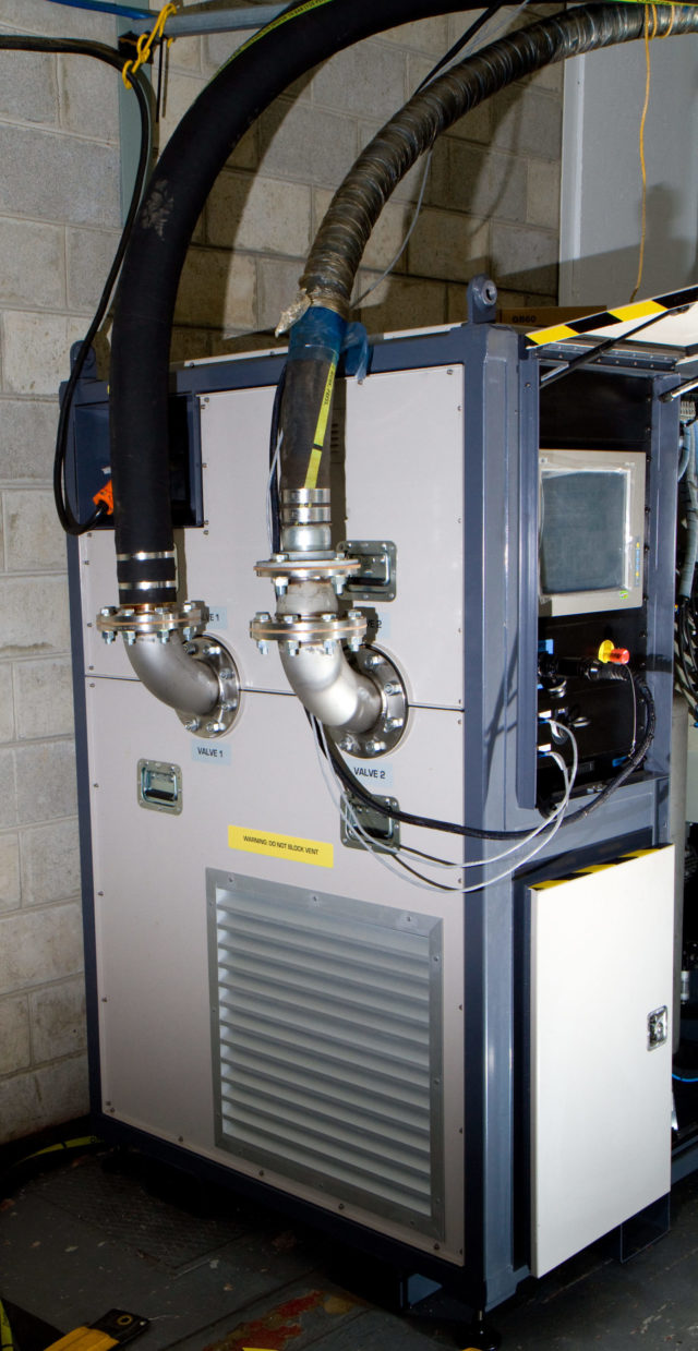 Transformer Vacuum Dryout Unit