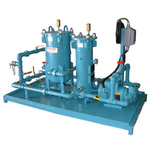 Portable Oil Dehydrators