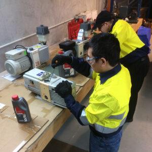 Service & Hire Equipment