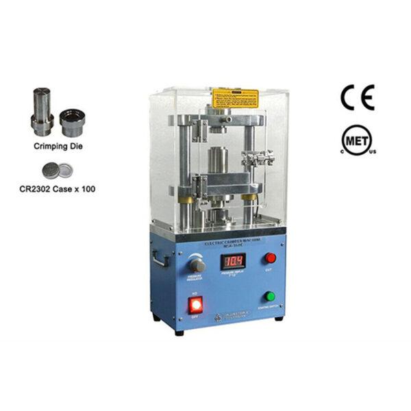 Digital Pressure Controlled Electric Crimper MSK160E